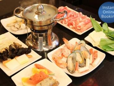 All-You-Can-Eat Chinese Hot Pot for 2 ($49), 4 ($95) or 6 ($139) at Red Lantern Hot Pot & BBQ (Up to $284.94 Value)
