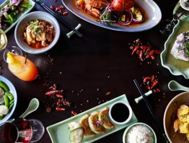 Seven-Course Canadian Lobster Banquet for Two People ($89) with Paired Wines ($139) at Tasting China (Up to $263 Value)