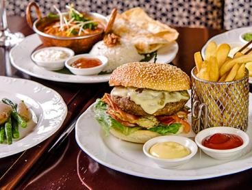 Lunch Special with a Glass of House Wine in Circular Quay is Only $29 for One Person or $49 for Two People (Valued Up To $98)