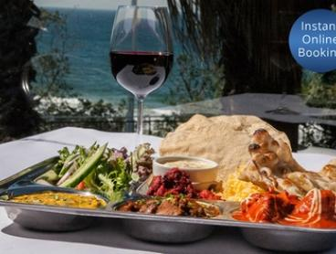 Three-Course Indian Dinner with Drinks for Two ($65) or Six ($185) at Mango Tree Cafe & Restaurant (Up to $332.76 Value)