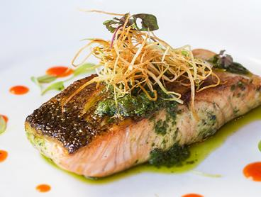 Enjoy Three Courses of Modern French Fine Dining with a Glass of Wine per Person, Just $75 for Two People or $148 for Four People (Valued Up To $331)