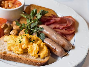 Luxurious Buffet Breakfast at the Sir Stamford Circular Quay: $18 for One Person, $35 for Two People, or $68 for Four People (Valued Up to $140)