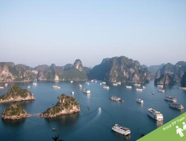 Vietnam: $529 Per Person for Nine Day North Vietnam Tour with Sightseeing and Guided Tours with Halong Tours Booking