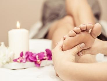 One-Hour Pamper Package for One ($39) or Two ($75) at Keep In Touch Health Therapies, Two Locations (Up to $140 Value)