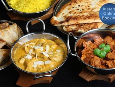 Three-Course Indian Meal with Drink Each for Two ($35), Four ($69) or Six ($99) at Spice of ELA (Up to $213.15 Value)