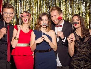 Photobooth Hire for Two ($199), Three ($299), Four ($399) or Five ($499) Hours from PhotoBooth Guy (Up to $850 Value)