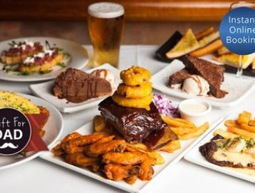 Two- (From $39) or Three-Course (From $55) Meal with Drinks for 2 or 3 People at Melbas on the Park (Up to $234 Value)