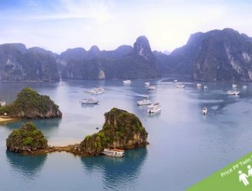 Vietnam: $899 Per Person for a 12-Night Highlights Tour with Meals and Transfers with Getaway Halong Sapa