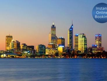 Perth CBD: 4* Mystery Hotel Escape with Breakfast and Late Check-Out