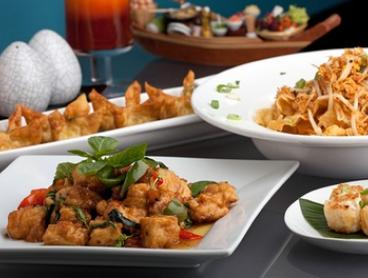 7-Course Taiwanese Banquet with Soft Drinks for Two ($39.99) or Four People ($78.99) at GLLOW (Up to $200.40 Value)