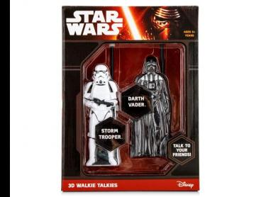 Star Wars 3D Walkie Talkies