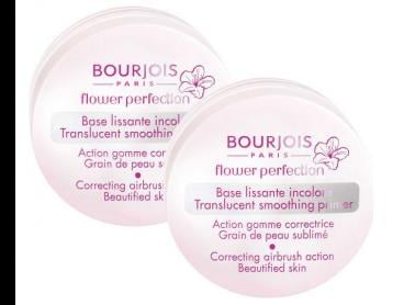 2 x Bourjois Flower Perfection Translucent Smoothing Primer
