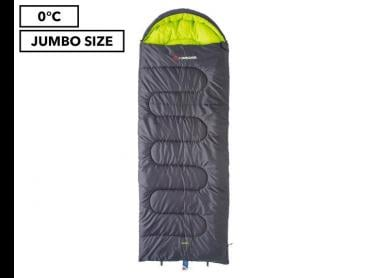 Caribee Glacial Bay Jumbo Right-Zip Sleeping Bag