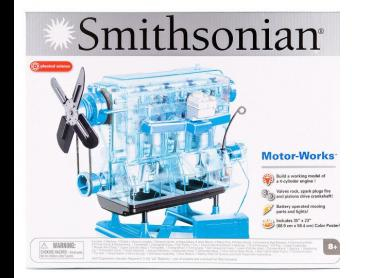 Smithsonian Motor-Works Kit
