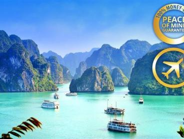 12 Day Vietnam Tour w/ Flights