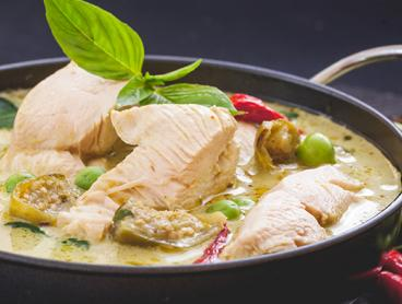 Asian Fusion Lunch or Dinner Feast with Sides and Wine in Unley - Only $39 for Two People or $78 for Four People (Valued Up To $203)