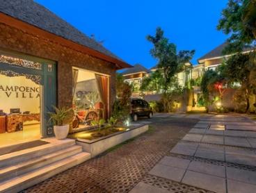 Bali: Up to Seven-Night Pool Villa Stay for Two or Four People with Breakfast at 4* Kampoeng Villa