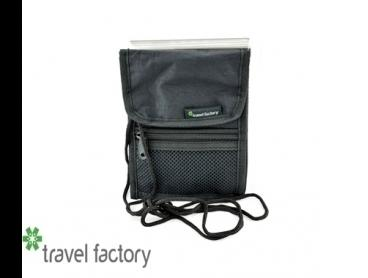 Hanging Travel Wallet: Only $8 Each. Ideal for Organizing Credit Cards, Currency and Travel Documents