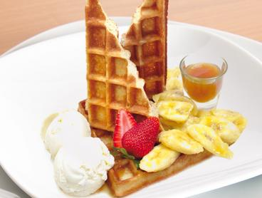 Pancake, Waffle or Crepe Desserts on Anzac Parade - Only $8 for One Person, $15 for Two People or $29 for Four People (Valued Up To $62)