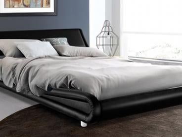 Modern Madrid Bed Frame: Queen Size (From $279) or King Sie (From $299)