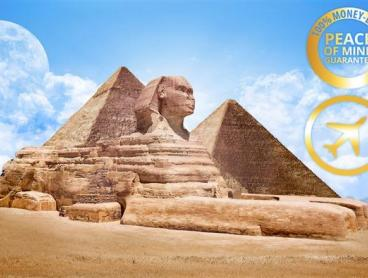 14 Day Luxury Egypt Tour w/ Flights