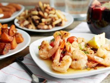 Tapas with Beer or Wine for Two ($39) or Four People ($75) at Sash Bar (Up to $194 Value)