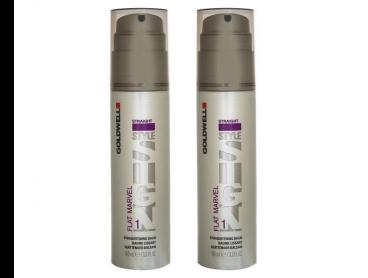 2 x Goldwell StyleSign Flat Marvel Straightening Balm 100mL