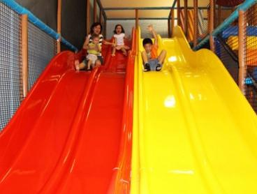 $6 Indoor Play Centre Entry for One Child at Rainbow City Children Playcentre and Café (Up to $8.80 Value)