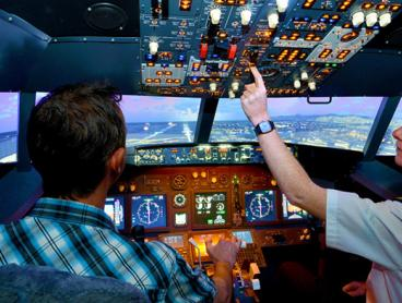 Jet Flight Simulator Experiences in Unley - $69 for 30 Minutes or $99 for 60 Minutes. Choose a Simulator Based on a Boeing 737 or F/A-18 Fighter Jet! (Valued Up To $169)