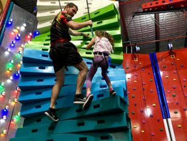 Indoor Climbing - One ($12), Two ($24) or Five Sessions ($49) at Game Over Gold Coast (Up to $120 Value)