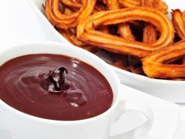3 ($5) or 6 ($9.50) Churros with Chocolate Sauce at Spanish Doughnuts El Churro Cafe - Hawthorn (Up to $14.95 Value)