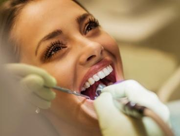 Dental Consultation and Exam with Clean, Scale and Polish ($59) Plus Two X-Rays ($79) at Healthy Teeth Dental