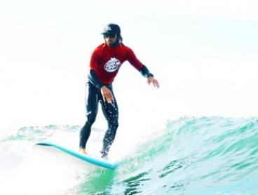 Gerroa: 2-Night Surf Camp for One with Surf Lessons, Accommodation, Meals and Transfers at Surf Camp Australia