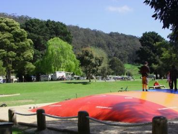 Great Ocean Road: 1 to 5 Nights for Family of Four with Late Checkout and Wine at BIG4 Wye River Holiday Park
