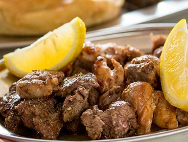Greek Mixed Platter Dining Experience with Wine in Petersham, Just $49 for Two People or $96 for Four People (Valued Up To $170)