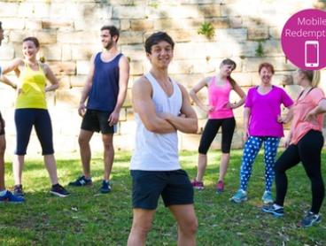 Unlimited Bootcamp + Meal Plan - 2 ($25) or 4 Weeks ($35) at The Camp Fitness (Up to $479.70 Value)
