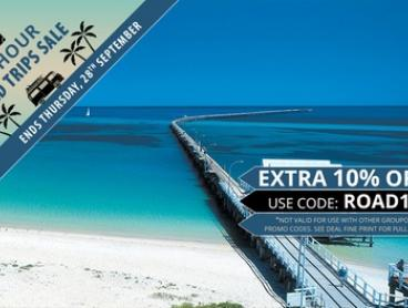 Margaret River Region: 2 to 5 Nights with Wine, Late Check-Out and Extras at Bayview Geographe Resort, Busselton