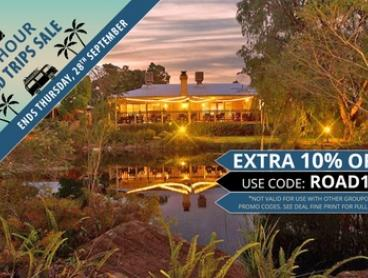 Margaret River: 2-Night Escape for Two or Four with Late Check-Out and Bottle of Wine at Quality Inn Margaret River