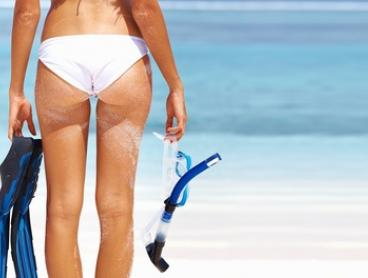 Brazilian Waxing ($25) with Half ($35) or Full Leg Waxing ($39) at A Little Bit of Heaven Beauty Spa (Up to $88 Value)