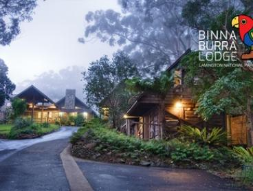 Gold Coast Hinterland: 2- to 5-Night Escape for Two People with Breakfast and Activities at Binna Burra Lodge