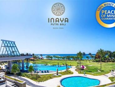5-Star Beachfront Exclusivity in Nusa Dua, Bali