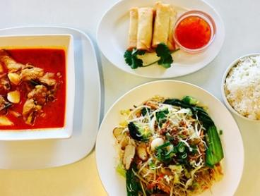 Takeaway Malaysian Meal with Drinks for Two ($25) or Four ($49.90) at Danny's Kopitiam (Up to $102 Value)