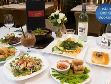 Seven-Course Banquet with Wine for Two ($59) or Four People ($99) at VietCharm (Up to $211 Value)