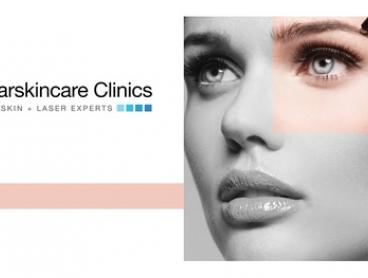 $29 Skin Healing Stimulation Package with Light Therapy at Clearskincare Clinics, 43 Locations (Up to $115 Value)