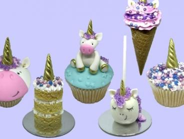 Cupcake and Cakepop Decorating Masterclass: 1 ($69) or 2 People ($135) at Cake Decorating Solutions (Up to $298 Value)
