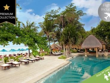 Bali: From $629 Per Person for a Six-Night Stay with Flights, Dinner and Massage at 5* Novotel Bali Benoa Hotel