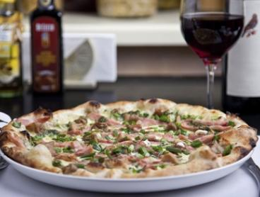 Woodfire Pizza + Wine or Beer for Two ($38), Four ($76) or Six People ($114) at Pizza e Pasta (Up to $219 Value)