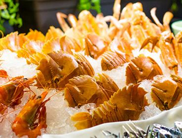 Melbourne Cup Market Fresh Lunch Spread with Fresh Seafood and Champagne at the Hyatt Regency, Starting from Just $88 (Valued Up To $3,100)