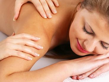 Hour-Long Pamper Package with Body and Foot Massage - $59 for One Person or $115 for Two (Valued Up To $265)