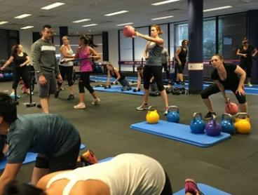 Four Weeks of Unlimited F45 Training for One ($19) or Two People ($35) at F45 Training - Five Dock (Up to $528 Value)